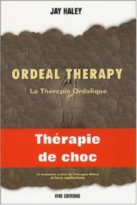 Therapie de Choc DE Jay HALEY